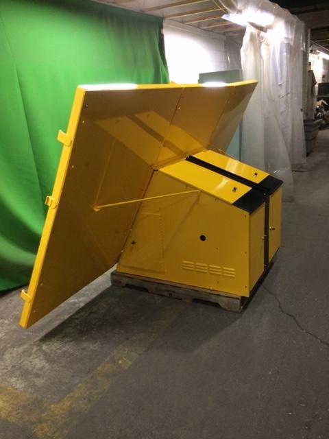 Solar Lighting Box